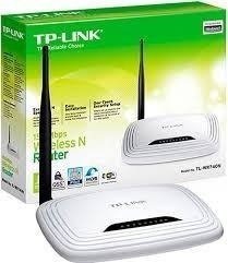 Roteador Wireless N 150mbps Tp-link Tl-wr749n Br