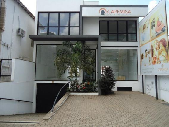 Casa Para Alugar, 495 M² Por R$ 15.500/mês - Cambuí - Campinas/sp - Ca0189