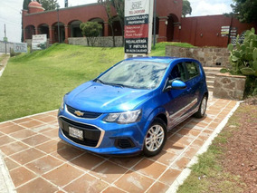 Chevrolet Sonic Hb 1.6lts 2016 Std. Como Nuevo, Crédito 60m