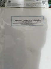 Venta De Empresa Serv Y Sumins El Shaddai Ca