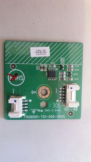 Placa De Ligação Tv Philips 39pfl3508g/78