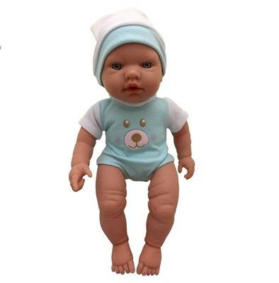 Meu Bebezinho Real De Verade Azul - Roma Brinquedos