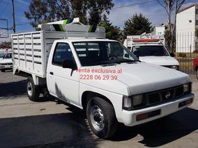 Nissan Pick-up Estaquitas