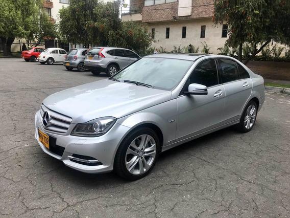 Mercedes-benz Clase C C200 Cgi Avantgarde