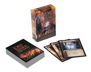 Senhor Dos Anéis Minas De Moria Gandalf Deck Card Game