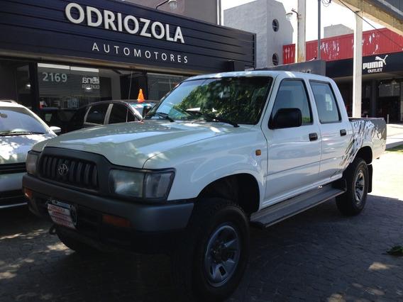 Toyota Hilux 2004 Dx 3.0 Dc 4x4