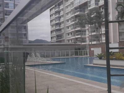 Apartamento Em Recreio Dos Bandeirantes, Rio De Janeiro/rj De 128m² À Venda Por R$ 420.000,00 - Ap183094