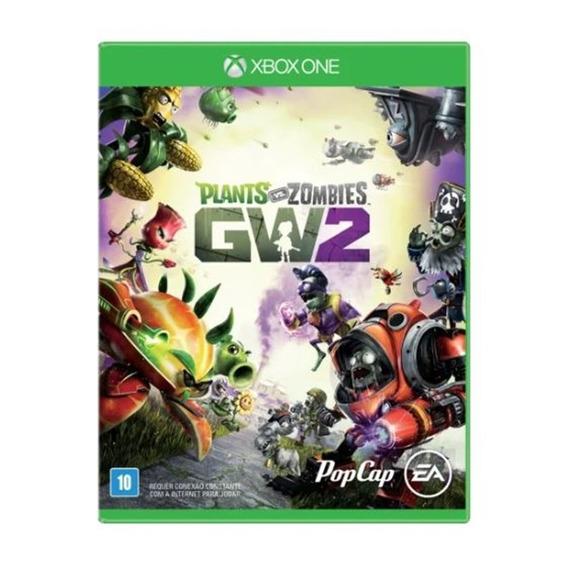 Jogo Plants Vs Zombies Gw 2 Br - Xbox One