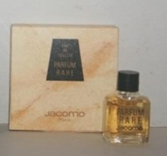 Miniatura De Perfume: Jacomo - Parfum Rare - 2,5 Ml - Edt