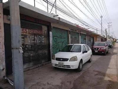 Terreno A Pié De Carretera Zumpango-tecámac, Con 8 Locales
