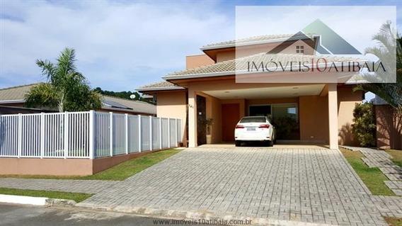 Casas Em Condomínio À Venda Em Atibaia/sp - Compre O Seu Casas Em Condomínio Aqui! - 1452584