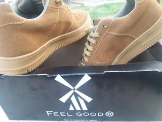 Zapatillas Marca: Feel GoodNuevas Sin Uso