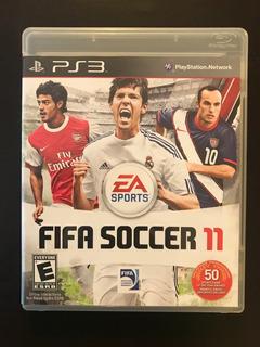 Fifa Soccer 11 - Ps3