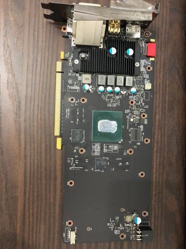 Placa De Video Msi Gtx 950 Gaming 2gb - Com Defeito Descrica