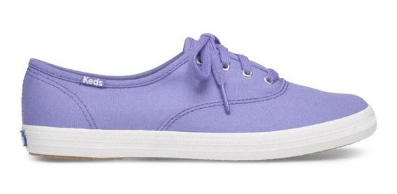 Zapatos Mujer Keds Champion Seasonal So Purple