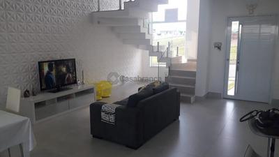 Sobrado Com 3 Dormitórios À Venda, 173 M² Por R$ 700.000 - Condomínio Terras De São Francisco - Sorocaba/sp - So3843