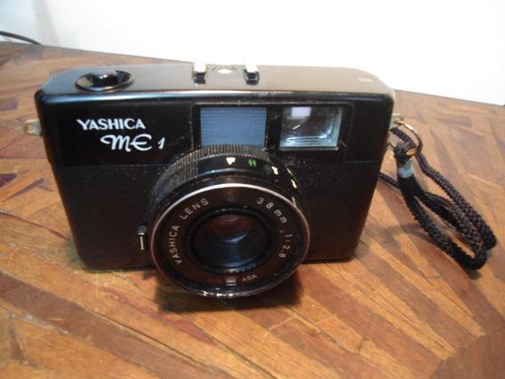 Maquina Fotografica Yashica Me1 - No Estado