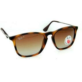 8fff5ac8d Oculos Marrom Masculino De Sol Ray Ban Chris - Óculos no Mercado ...