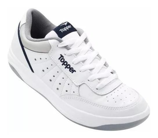 Zapatillas Topper X Forcer Hombre - Blanco
