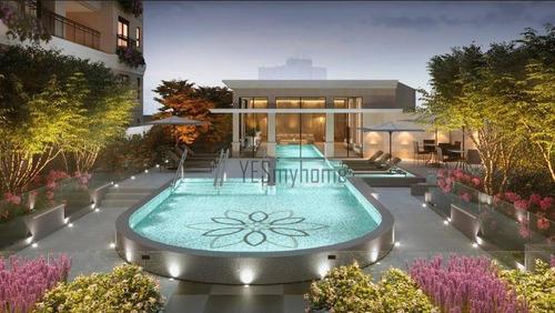 Apartamento Garden Com 3 Dormitórios À Venda, 106 M² Por R$ 1.099.400,00 - Alto Da Glória - Curitiba/pr - Gd0212