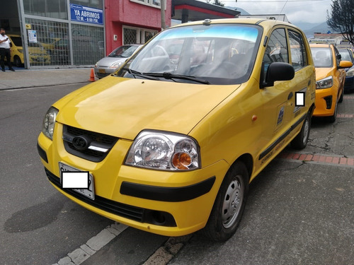 Taxi Hyundai Atos 2011