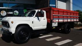 Caminhão Gm D-60 Ano 75 Com Carroceria