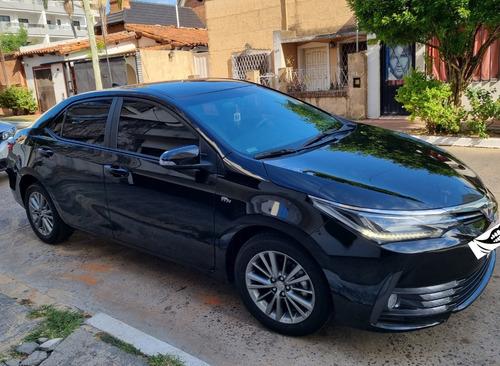 Toyota Corolla Xei Cvt 2018