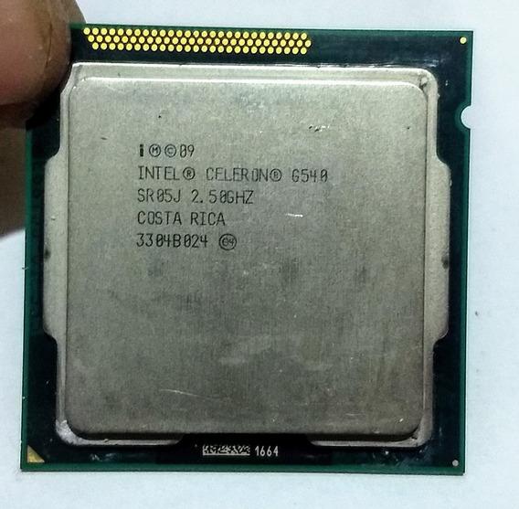 Processador Intel Celeron G540 Lga 1155 2a Geração