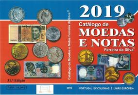 Catálogo De Moedas 2019
