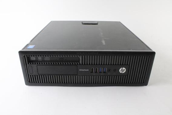 Cpu Hp Core I5 8gb Ddr3 Ssd240 Leitor Cd/dvd Windows 7 Pró