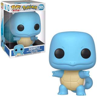 Funko Pop Squirtle 505 Pokemon De 20 Cm Original - Minijuego