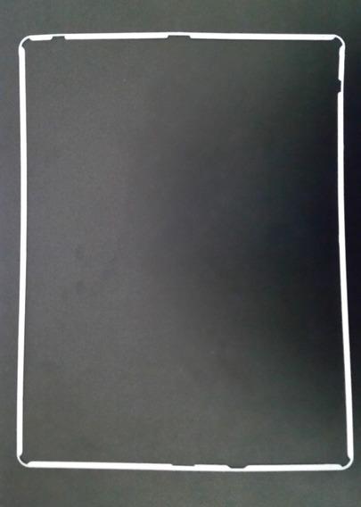 Moldura Branca Middle Frame Do Touch iPad 2 3 4 Acabamento