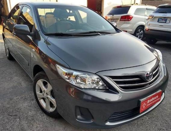 Corolla Gli 1.8 Flex - 2012 - Automatico