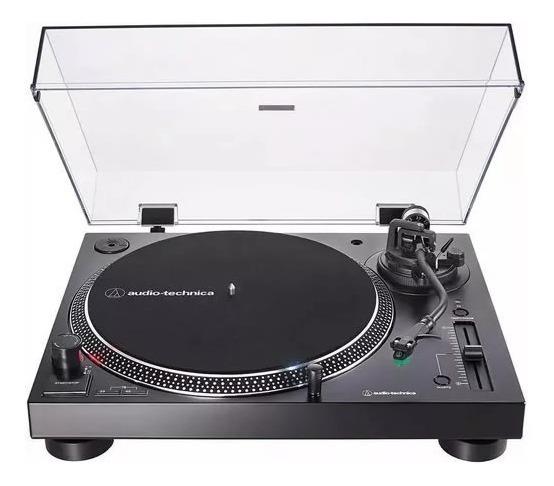 Toca Discos Audio Technica Lp120x At-lp120xusb-bk