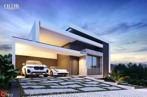 Casa Em Condominio - Urbanova - Ref: 8588 - V-ri4217