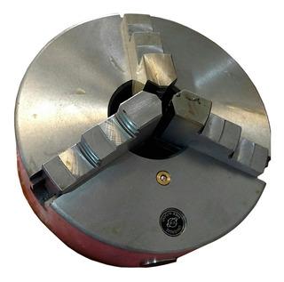 Plato Para Torno 200 Mm - 3 Mordazas Autocentrante