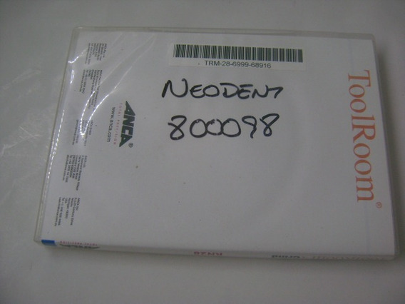Cd Software Rn28.1 / Neodent 800098 Anca