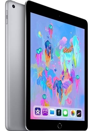 Kit iPad 6ª Geração 128gb + Apple Pencil