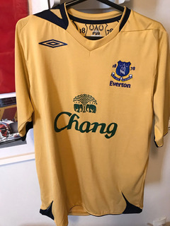 Camisa Time Futebol Umbro Everton Importada Original