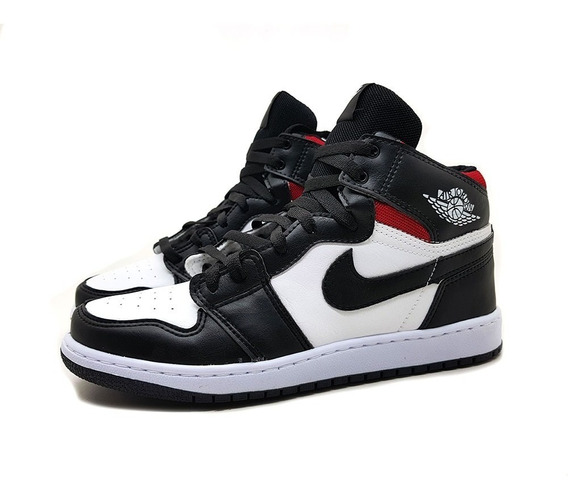 Tênis Masculino Nike Air Jordan 1 Retro High Chicago