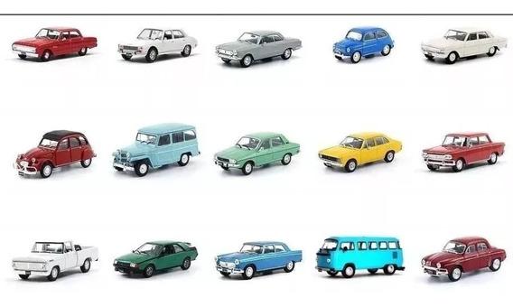 Coleccion Autos Inolvidables Argentinos 1/43 Por Unidad