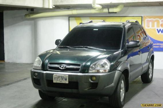 Hyundai Tucson Full Equipo