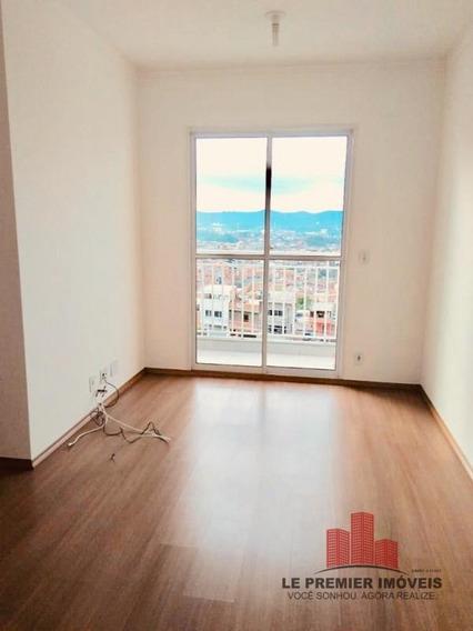Ref.: 677 - Apartamento Em Jandira Para Aluguel - L677