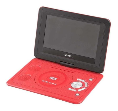 Generico Evd 7 Portable Dvd With Tv -  Card Reader Usb Game