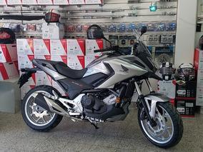 Jm-motors Honda Nc750 0km Con Abs Sin Control De Traccion