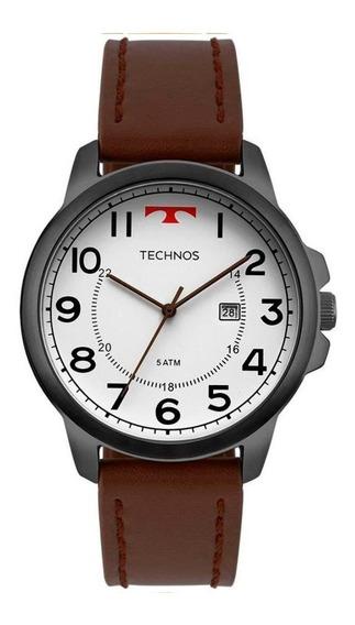 Relógio Technos Masculino Classic Steel 2115mpb/2b