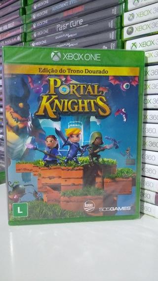 Portal Knights Mídia Física Xbox One Lacrado