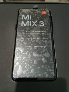 Xiaomi Mi Mix3 Tela Quebrada