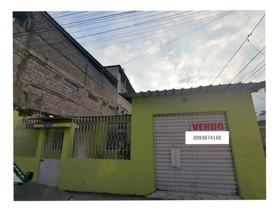 Venta De Terreno Con Casa, Suite Y Local Comercial