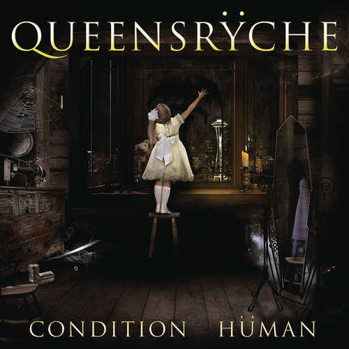 Queensrche Condition Human Cd Us Import